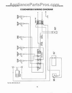 Parts For Thermador Cgbd48rsbx  Cgbd48rsbx Wiring Diagram