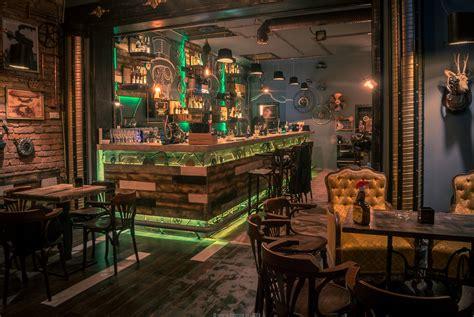 steampunk joben bistro pub inspired  jules vernes