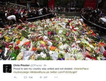 siege social med tragedy of sydney siege plays out on social media megaphone oz