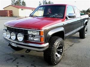Henrikskott U0026 39 S 1991 Chevrolet Silverado 2500 Extended Cab In