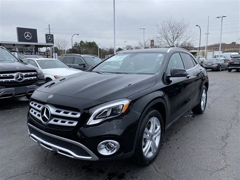 So, what exterior color paints does the gla have in store for you? New 2020 Mercedes-Benz GLA GLA 250 SUV in Akron #M11239 ...