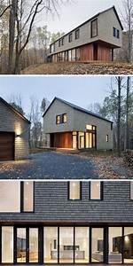 Moderne Häuser Mit Satteldach : moderne fassaden architektenhaus mit satteldach haus ~ Lizthompson.info Haus und Dekorationen