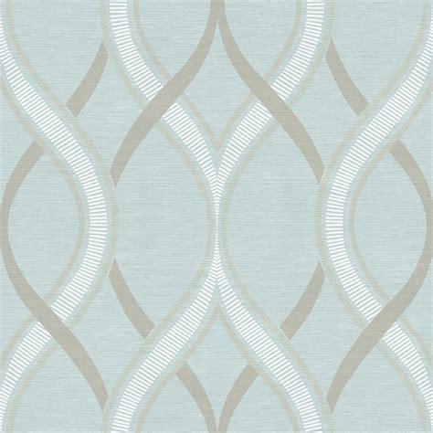 buy frequency teal blue beige   wallpaper direct uk