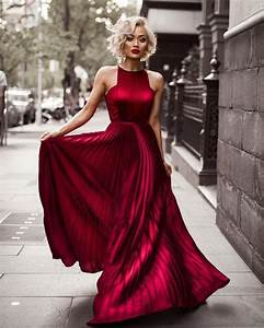 Beautiful Red Dresses - Oasis amor Fashion
