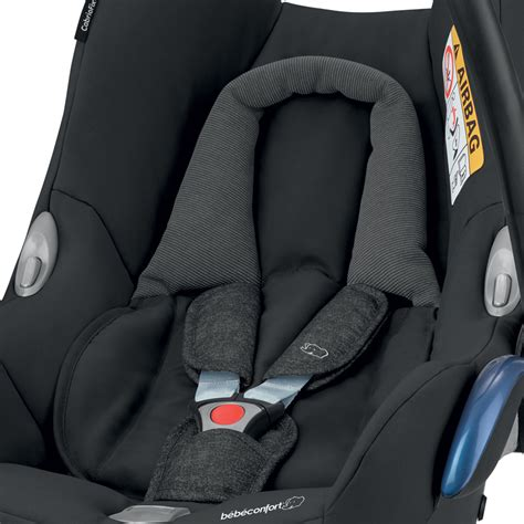 siege auto cabriofix siège auto coque cabriofix nomad black groupe 0 de bebe