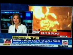 CNN BREAKING NEWS!! Tsunami Threatens U.S. Crescent City ...