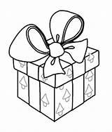 Present Coloring Christmas Gift Pages Boxes Outline Presents Drawing Clip Box Gifts Clipart Printable Sheets Wallpapers9 Getcoloringpages Tree Getdrawings sketch template