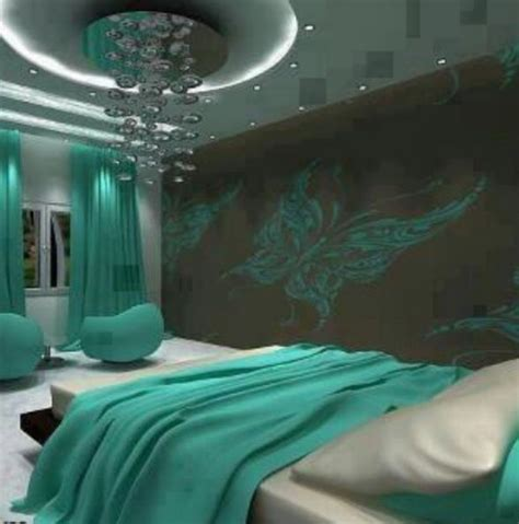 mint green and brown designs bedroom my mansion