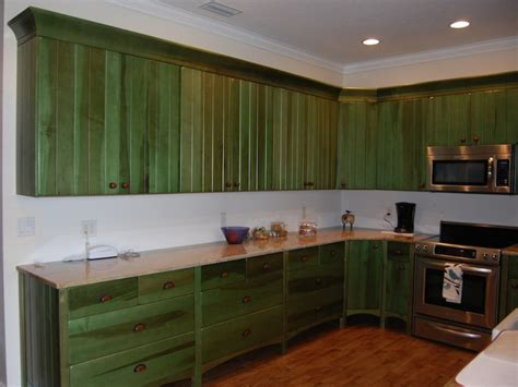 diy kitchen furniture diy distressed kitchen cabinets applying the distressed