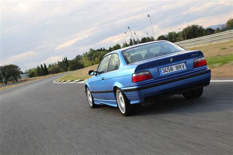 The Bmw E36 M3 Loves Being On The Track