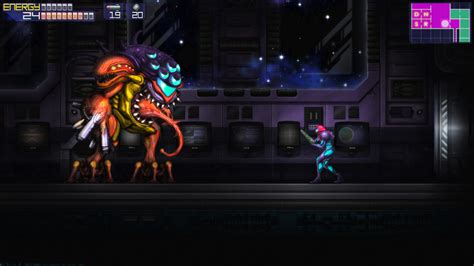 Metroid Fusion Sa X Boss Alternate Version By