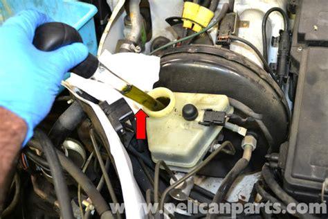 mercedes benz  brake master cylinder  reservoir