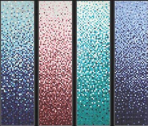11tiles lot bisazza mosaic gradient glass mosaic tile wall