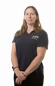 Jennifer Hoodless, personal trainer in Henley-on-Thames