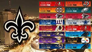 2018 New Orleans Saints Wallpapers PC IPhone Android