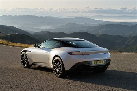 2018 aston martin db11 v8 first motor trend