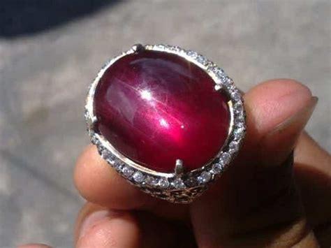 batu cincin termahal di dunia ada yang dr indonesia lho