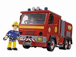 Feuerwehrmann Sam Geburtstagsdeko : simba feuerwehrmann sam feuerwehrauto jupiter mit 2 figuren von lidl ansehen ~ Whattoseeinmadrid.com Haus und Dekorationen