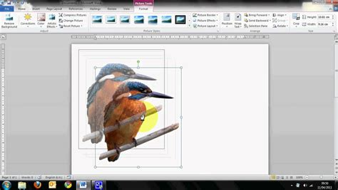 microsoft word  image background removal youtube