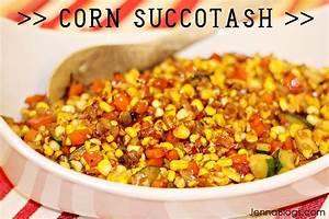 Jenna Blogs Corn Succotash
