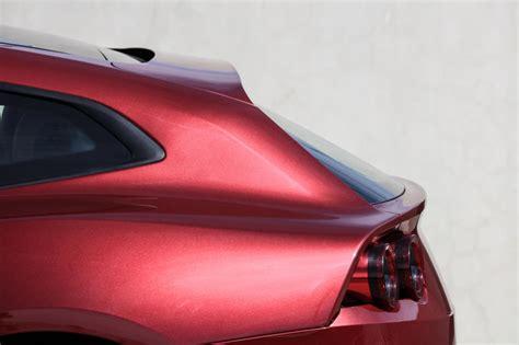 EXCLUSIVE: Ferrari GTC4 Lusso T driven | CarSifu