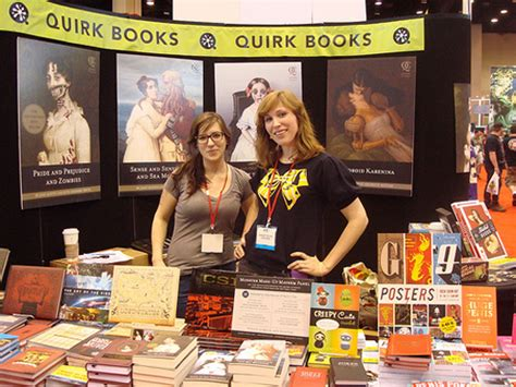 Philly's Quirk Books Visits C2e2