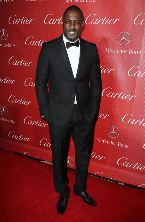 Idris Elba's James Bond–Inspired Red Carpet Style | Vogue