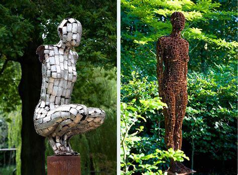 Statue Moderne De Jardin