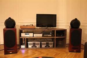 Meuble Hifi Bois : ls3 5a le forum meuble hifi ~ Voncanada.com Idées de Décoration