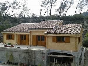 Prix Maison En Bois En Kit : maison en bois pas cher roumanie beau maison bois pioneer ~ Nature-et-papiers.com Idées de Décoration