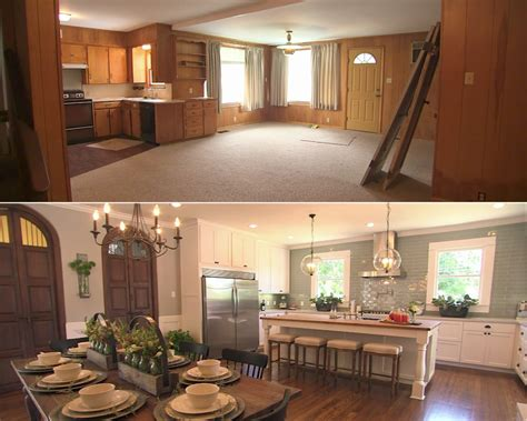 hulu hgtv fixer upper house flips see the before and after photos business insider