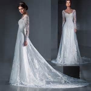 simple a line wedding dress aliexpress buy best sellers bridal gowns simple lace sleeve wedding dress a line