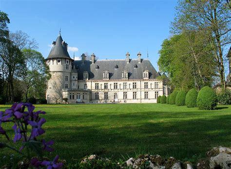stage en cuisine gastronomique photo parc du château de montigny sur aube