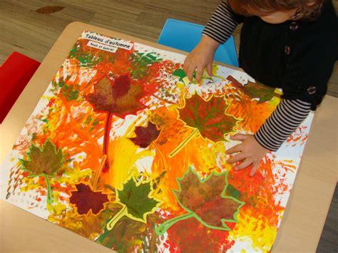 activite manuelle maternelle automne