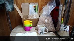Bier Brauen Set : bier brauen mit dem klarstein mundschenk youtube ~ Eleganceandgraceweddings.com Haus und Dekorationen