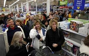 black friday crowds are some of the largest seen in years