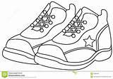 Coloring Shoe Drawing Zapatillas Deportivas Chaussures Scarpe Sheet Pagina Ballet Colorant Course Jordan Cartoon Colorear Colorano Corsa Coloriage Che Kleuren sketch template
