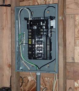 Electrical Panel 100 Amps