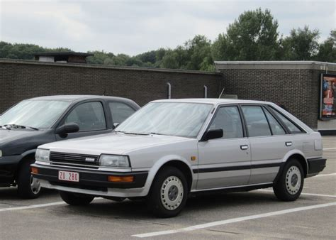 nissan bluebird 1988 nissan bluebird photos informations articles