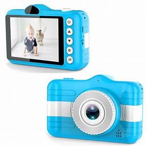 Adonson 3 5 Inch Screen Hd Children Mini Digital Camera