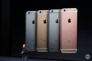 Apple announces iPhone 6S and 6S Plus for $199 and $299 on ...