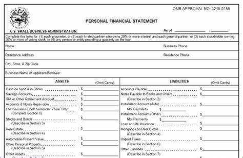 real estate financial statement template real estate financial statement template free template design