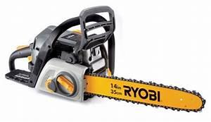 Guide Tronconneuse Ryobi : ryobi tron onneuse thermique rcs3535ca ~ Edinachiropracticcenter.com Idées de Décoration