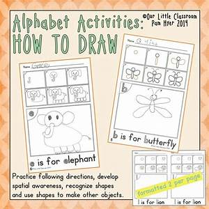 25 best images about pam hyer tpt products on pinterest With alphabet pictures for each letter