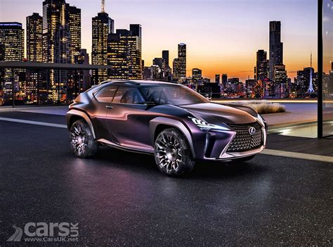 lexus ux crossover will go to production the lexus ux suv confirmed for production as lexus s new entry