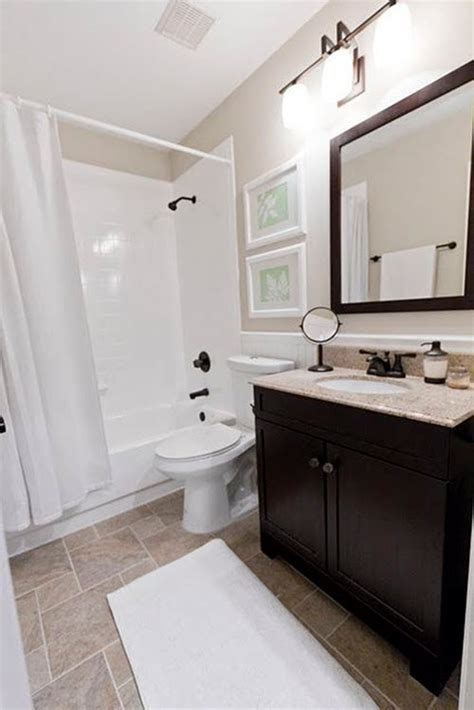 brown bathroom tile ideas  pictures