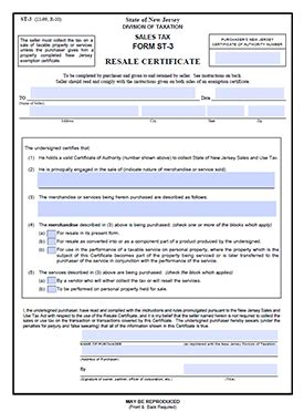 credit forms for tarantin industries