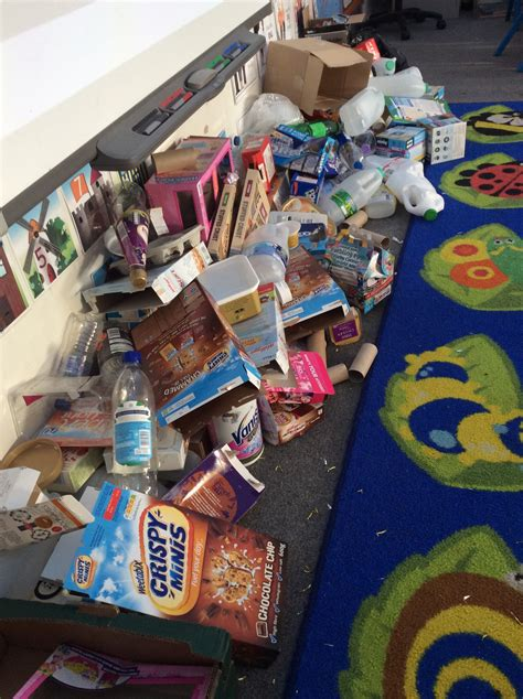 junk modelling hits willow class kemsley primary academy