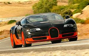 Bugatti Veyron Super Sport : five cars that are slower than the dodge demon hot rod network ~ Medecine-chirurgie-esthetiques.com Avis de Voitures