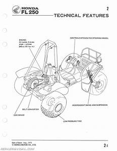 Honda Odyssey Fl250 Fuel Line Diagram  Honda  Free Engine